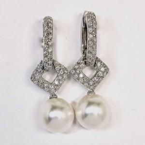 pendientes-oro-blanco-diamantes-y-perla